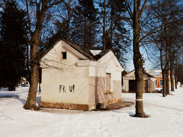 FK U Sigulda train station