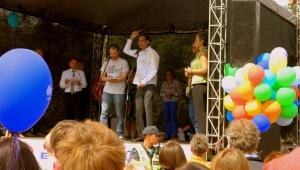 Stuart Milk Baltic Pride