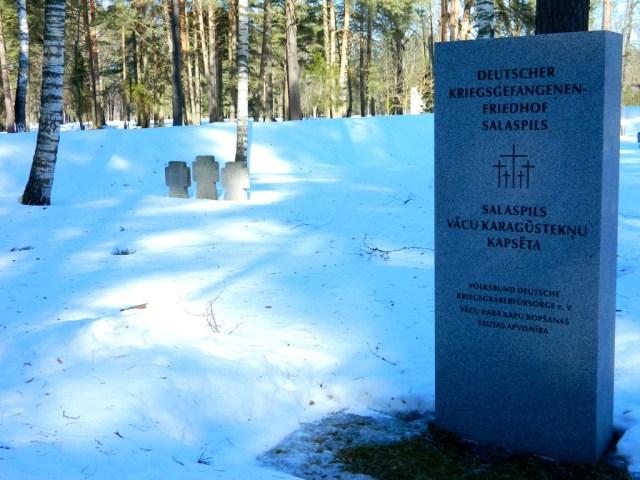 Kriegsgräberfürsorge Salaspils