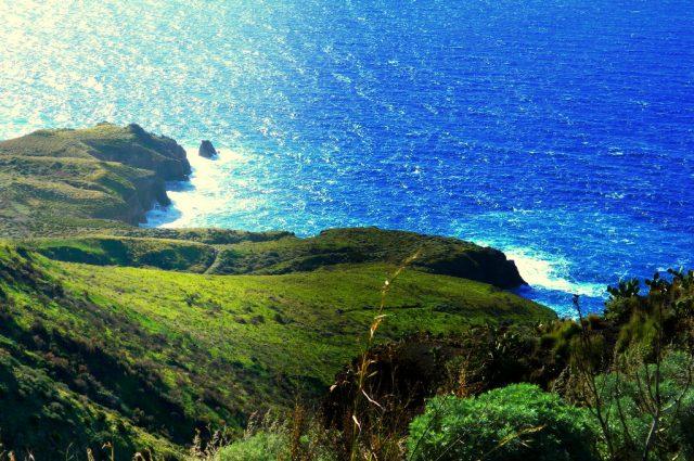 west coast Lipari