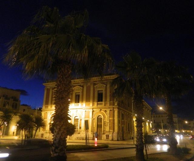 Markthalle Hafen Bari