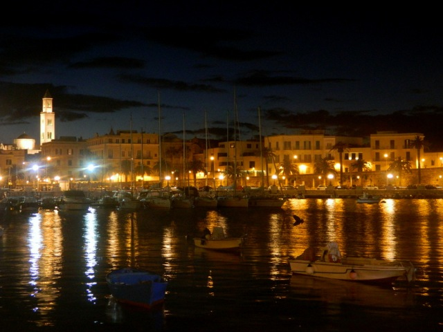 port Bari night 2