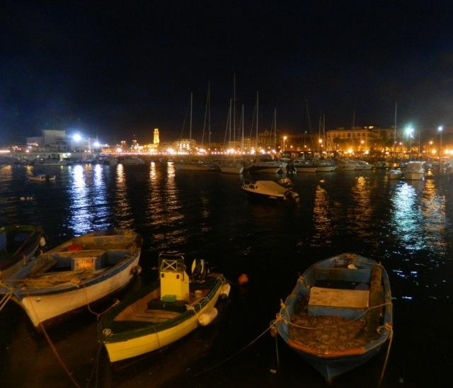 port small boats