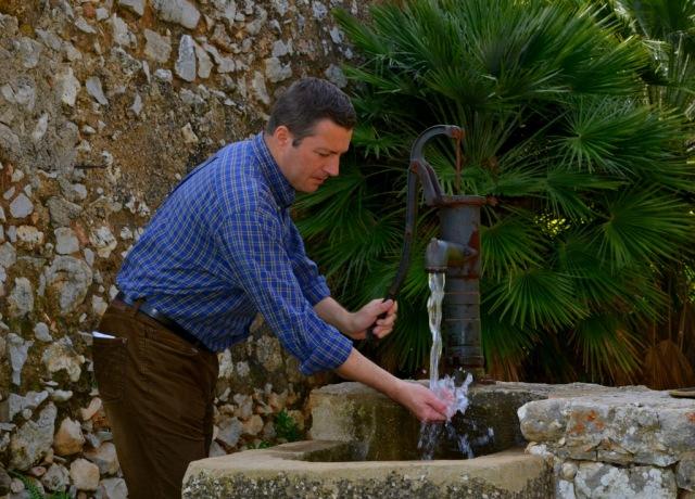 water Zingaro
