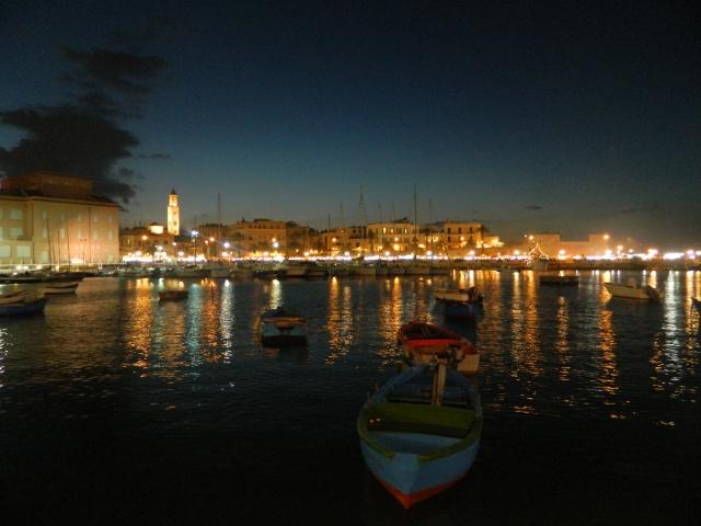 Hafen Abend