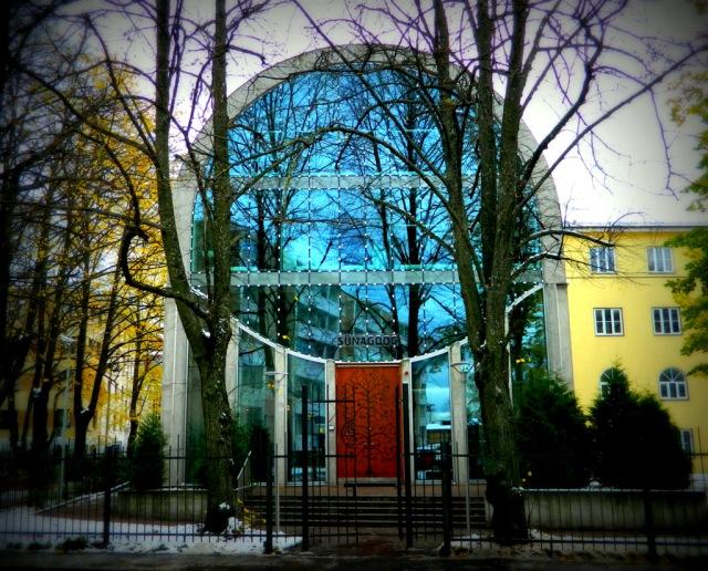 Sünagoog Tallinn