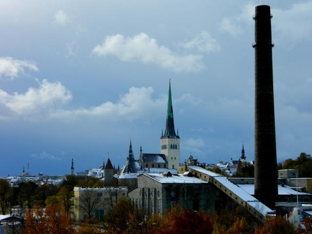 towers Tallinn
