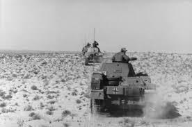 Nordafrika: immer ein guter Markt für deutsche Panzer.