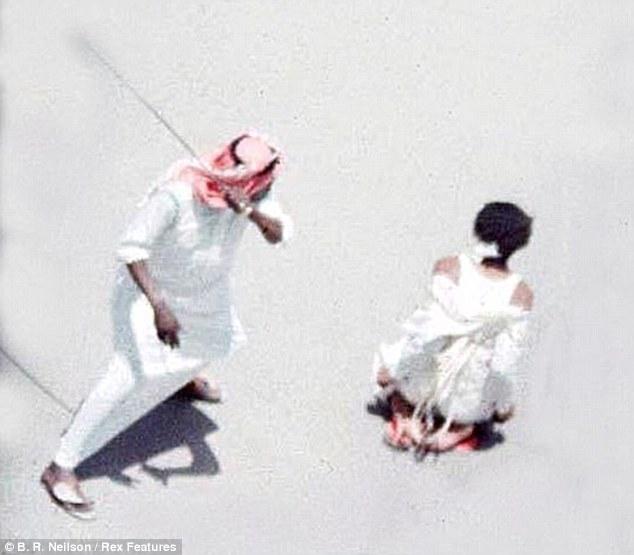 beheading Saudi Arabia