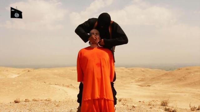 James Foley beheading
