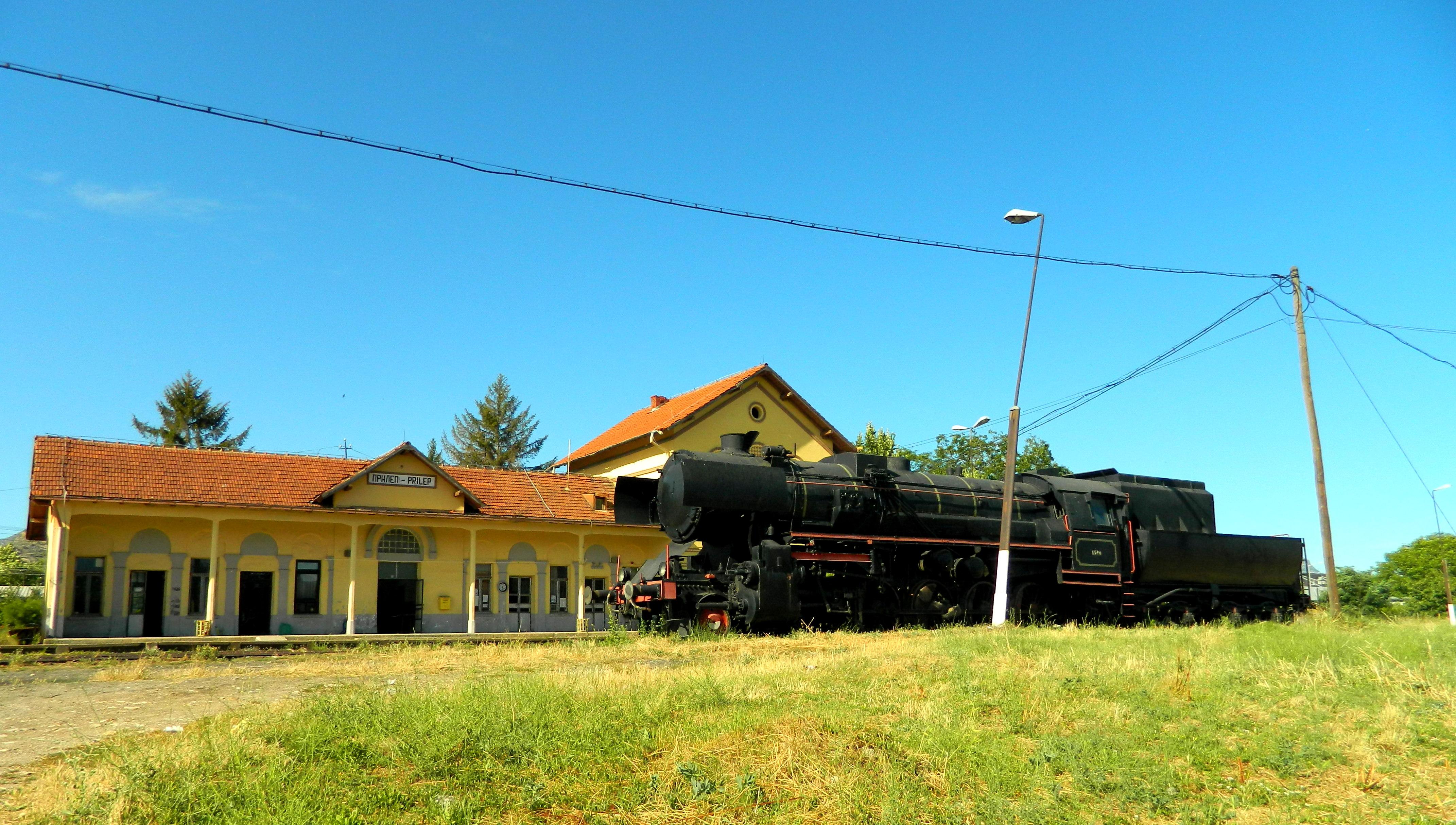 train station Prilep