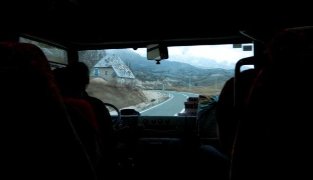 bus Zabljak house