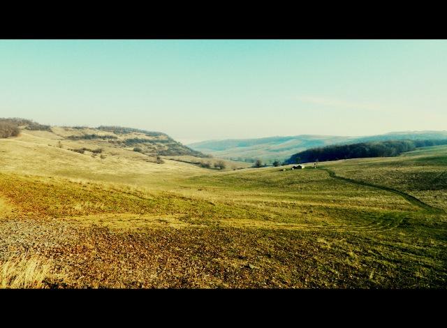 lonesome farm Western