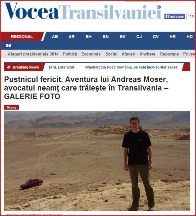 Vocea Transilvaniei