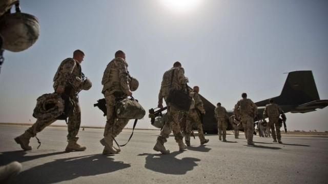Bundeswehr zieht ab aus AFG 2