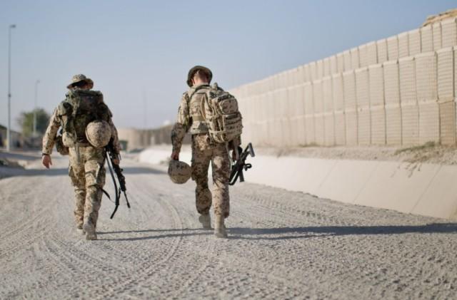Bundeswehr zieht ab aus AFG