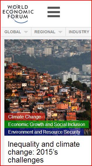 Davos 2015 agenda