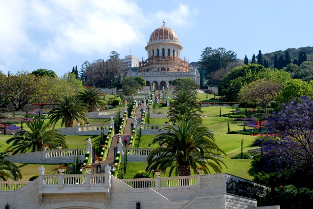 Bahai garden Haifa 2