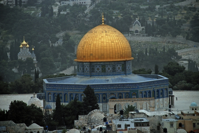 Jerusalem dome of the rocks