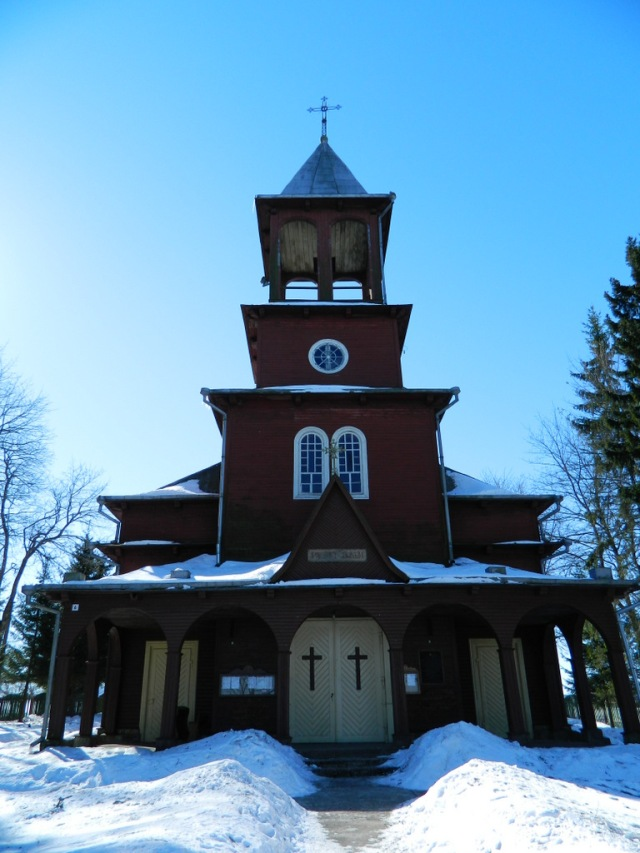 wooden church 2