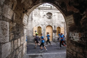 runners jerusalem