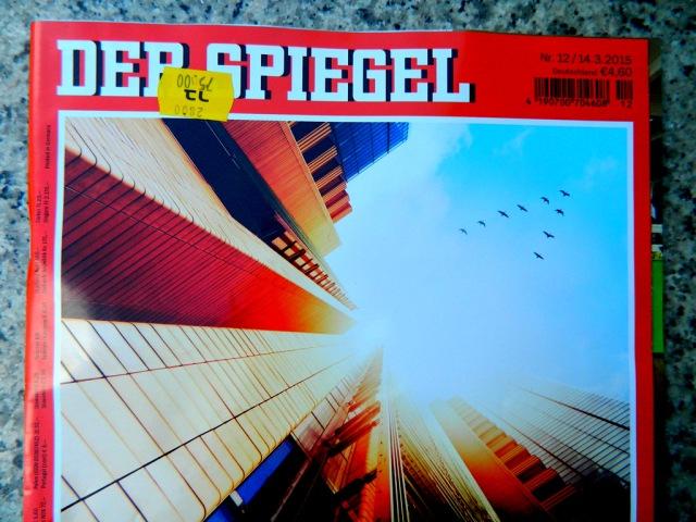 SPIEGEL 75 Shekel