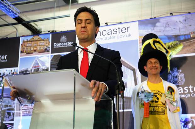 """""""Der Typ mit dem lustigen Hut kann es besser als ich."""""""
