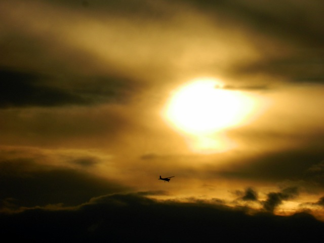 Sonnenflug