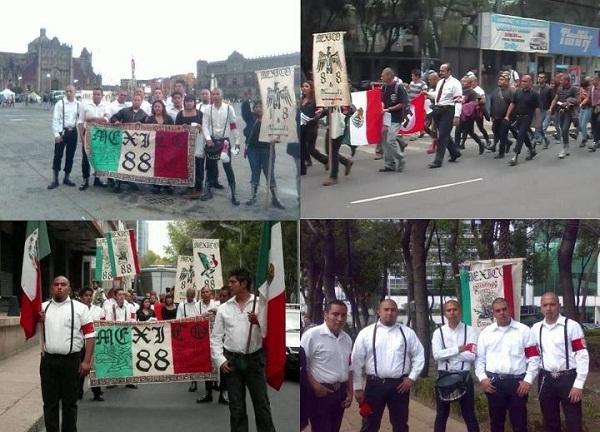 mexikanische Nazis