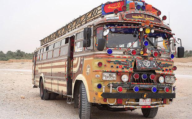Syrian-Bus