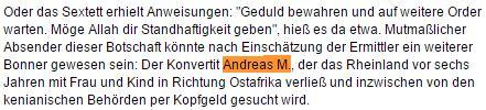 Andreas M Kopfgeld