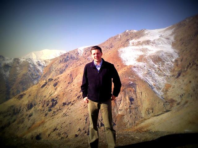 Mt Tochal Andreas Moser