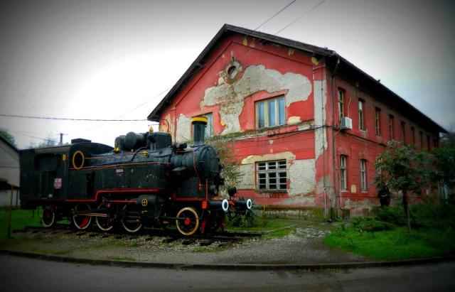 Vrsac train