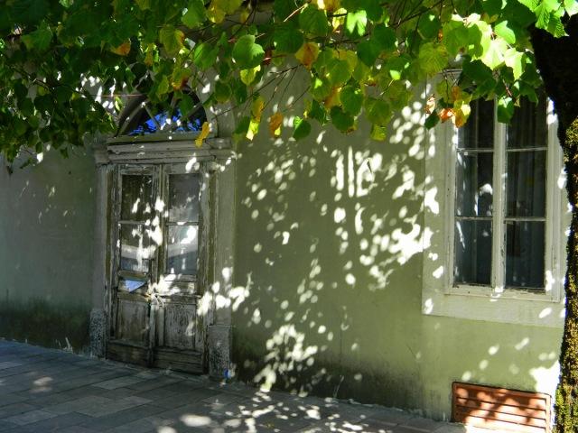 altes Haus Fussgängerzone