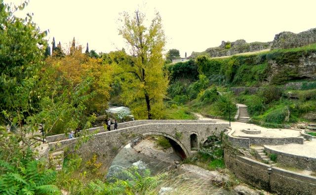 Brücke Ribnica