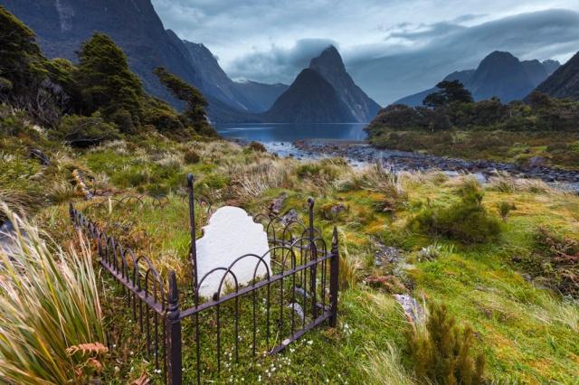 grave NZ