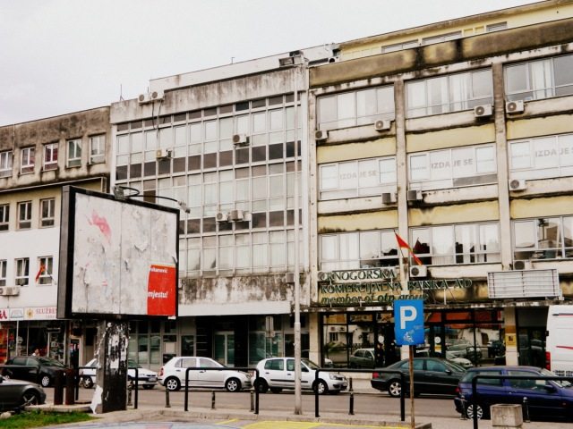 grey Podgorica