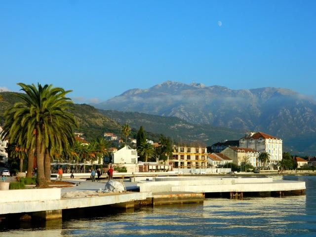 Promenade Tivat