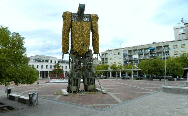 Transformer Platz der Republik
