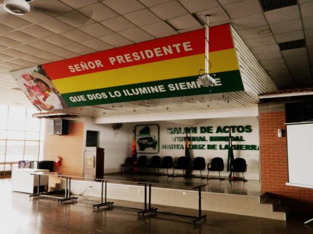 Evo Morales dios.JPG