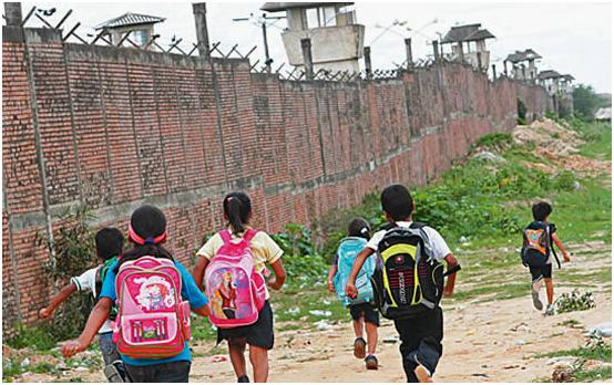 carcel Palmasola children