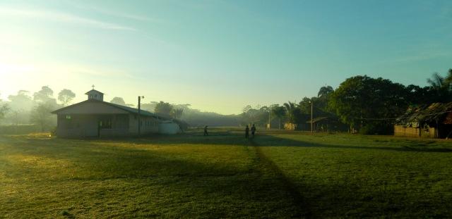 sunrise Buen Pastor.JPG