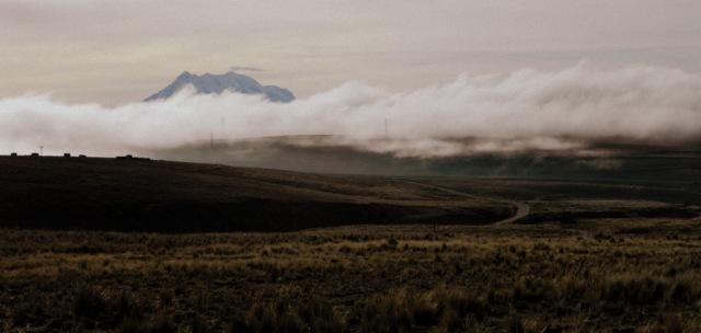 Wolken Illimani 4