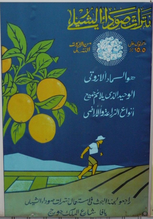 Plakat arabisch oder persisch.JPG