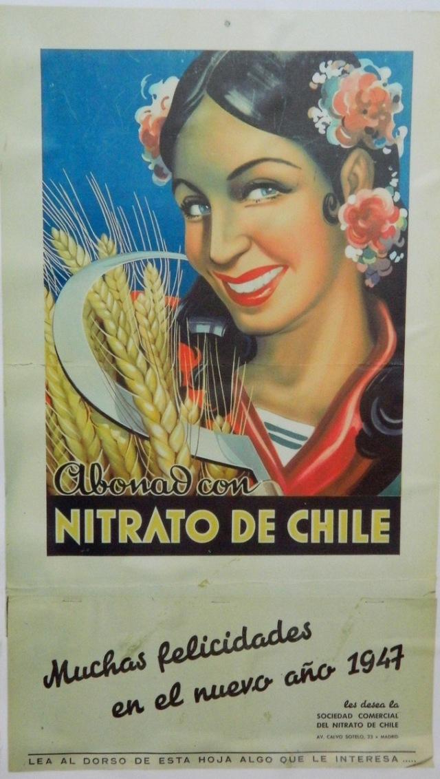 Plakat Frau Sichel