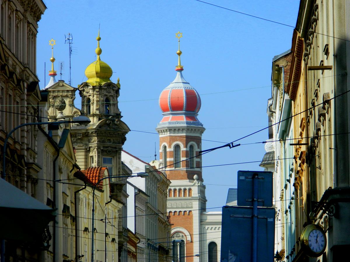 Synagoge Turm