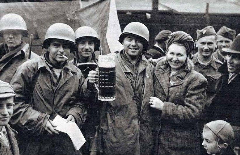 US Army beer