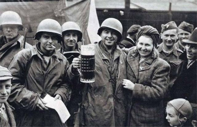 US Army beer