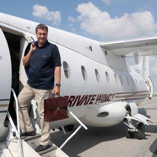 Söder Flugzeug