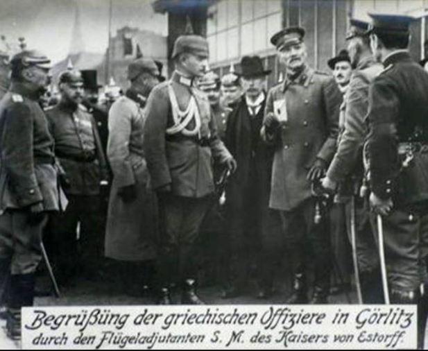 Görlitz Flügeladjutant